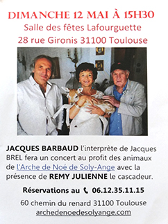 concert soutien jacques barbaud